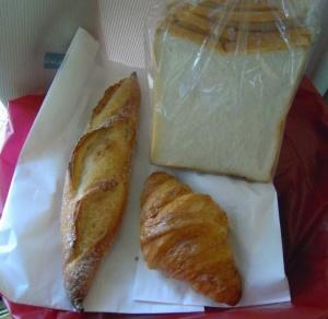 ロブションのパン